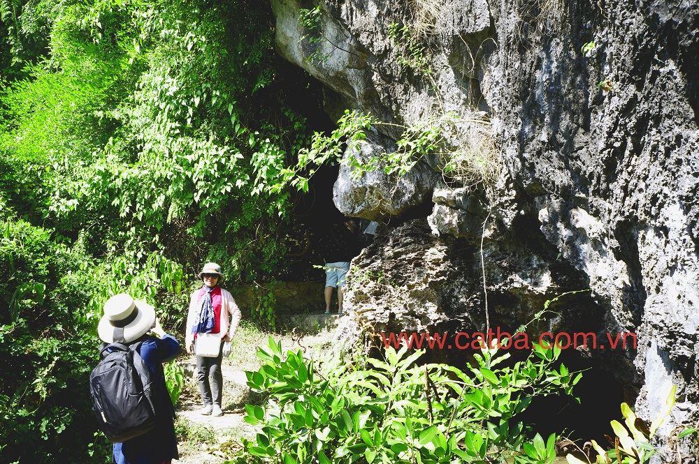 Điểm tham quan du lịch động Thiên Long