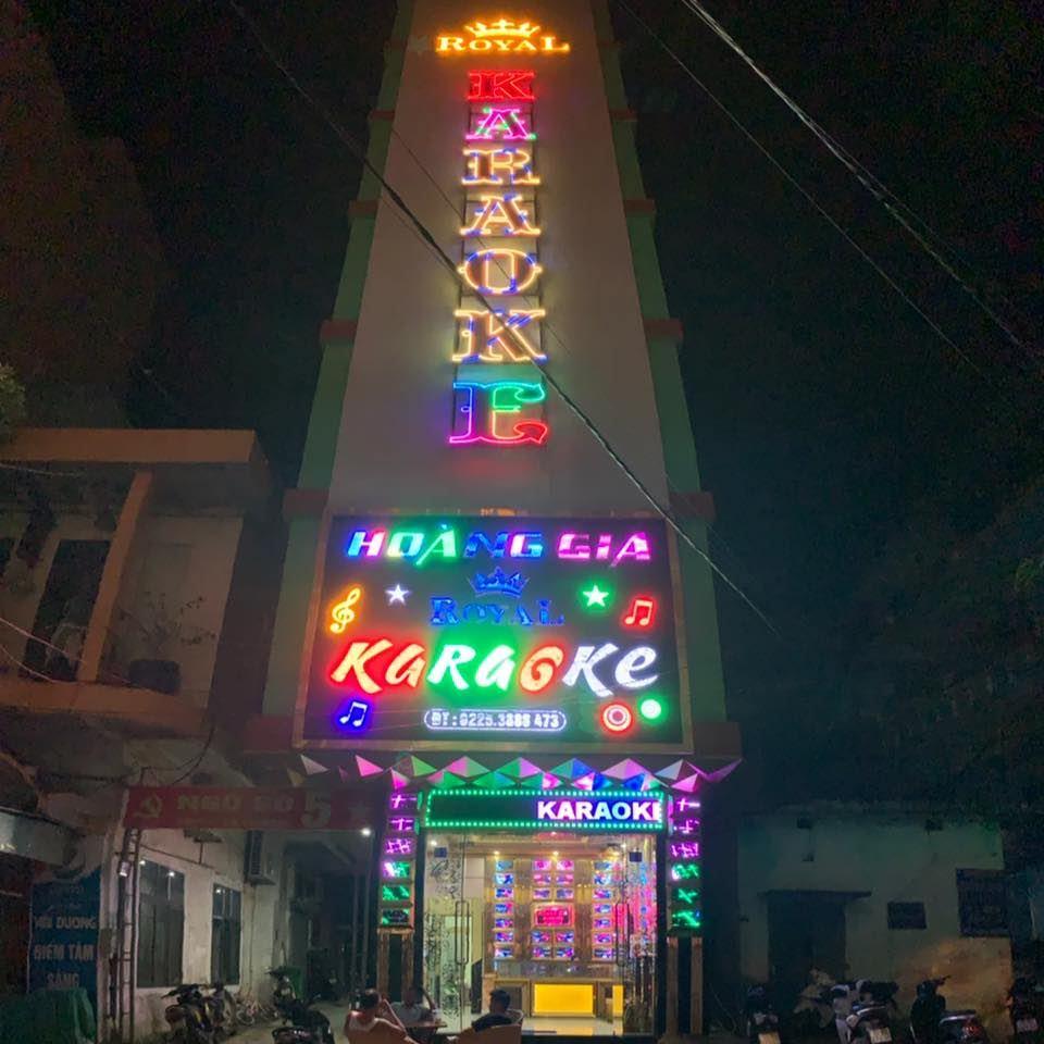 Karaoke Hoàng Gia
