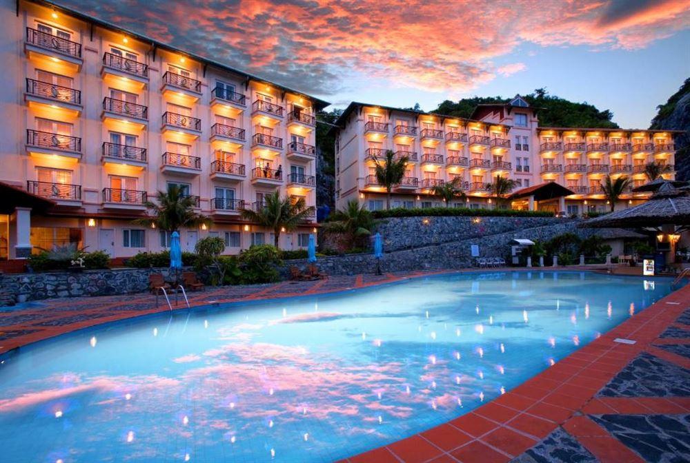Dịch vụ massage tại Cat Ba island resort and spa