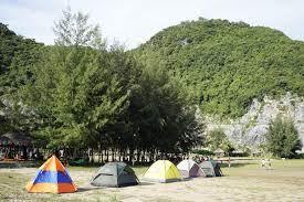 Dịch vụ cắm trại