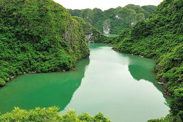 Địa điểm quay phim boom tấn Kong: đảo Đầu lâu (Scull island)