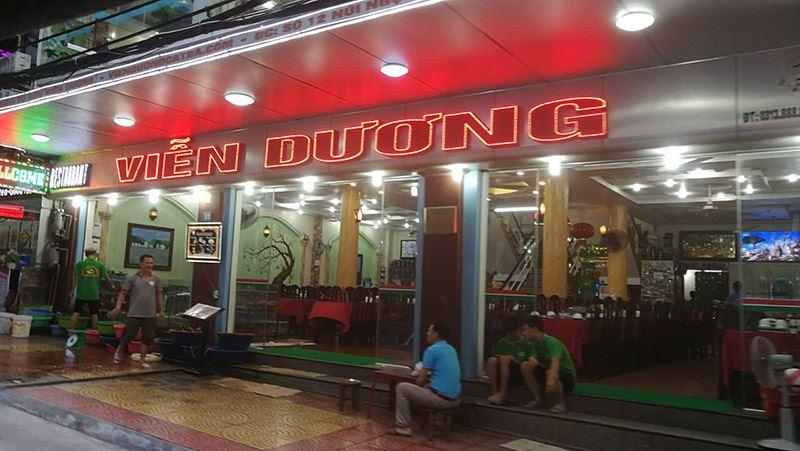 Nhà hàng Viễn Dương