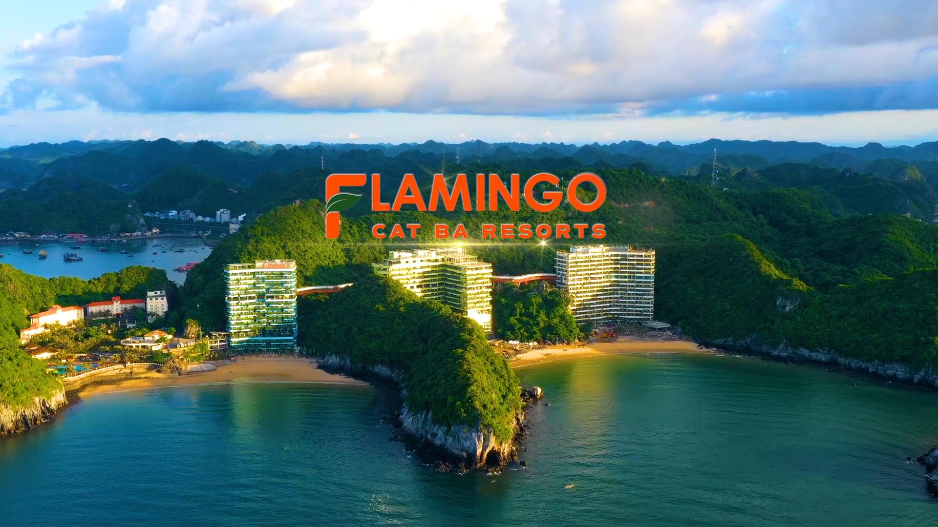 Tổ hợp du lịch nghỉ dưỡng Flamingo