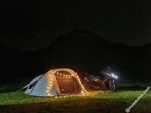 Cắm trại ở Cát Bà